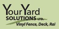 Your Yard Solutions Ltd