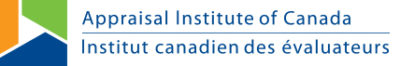 Appraisal Institute of Canada - Saskatchewan